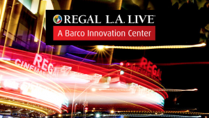 Regal LA LIVE A BARCO Innovation Center